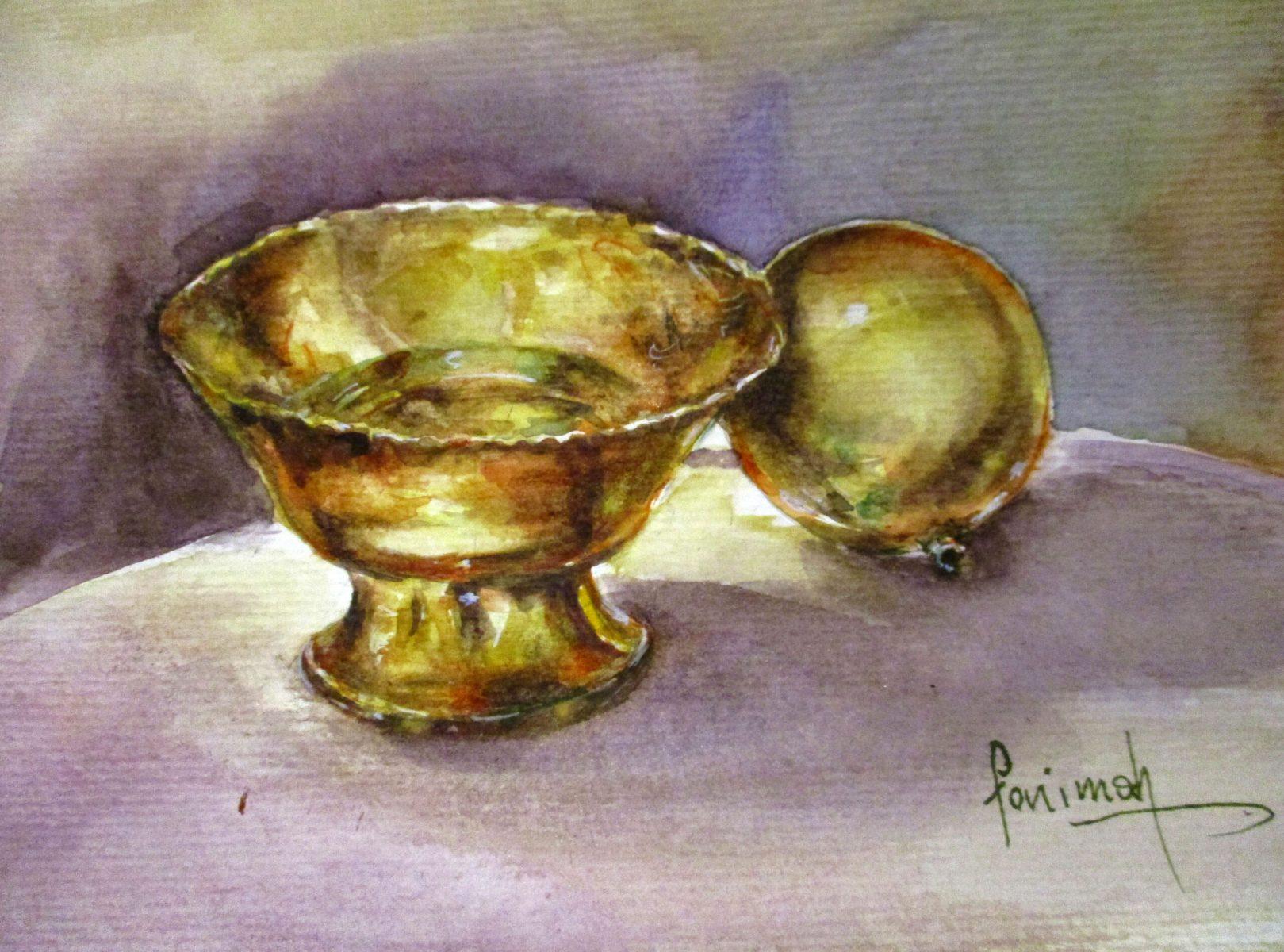 Farimah Eshraghi - Souvenir