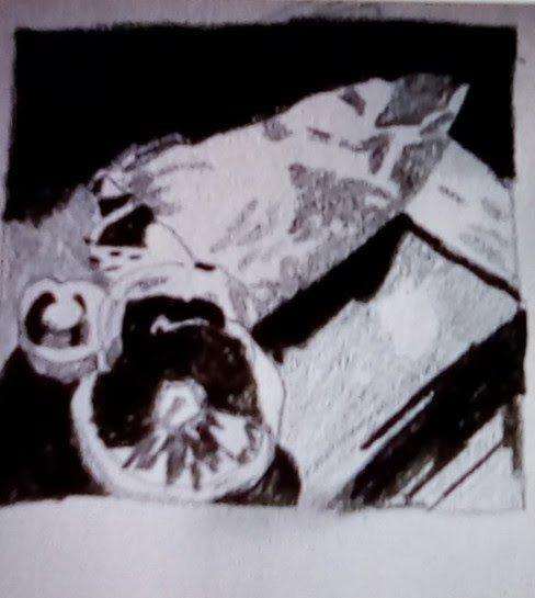 Karen Connolly - Pencil
