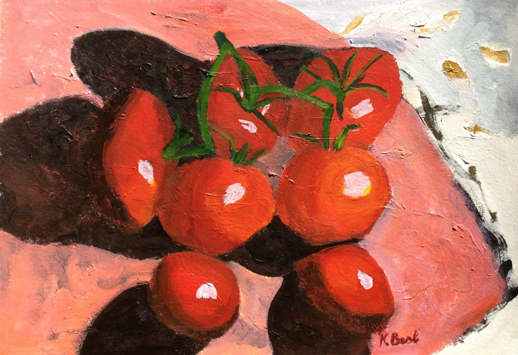 Kathy Best - Seven Tomatoes