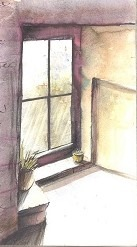 Craig Rawlings - Window Winter Sun