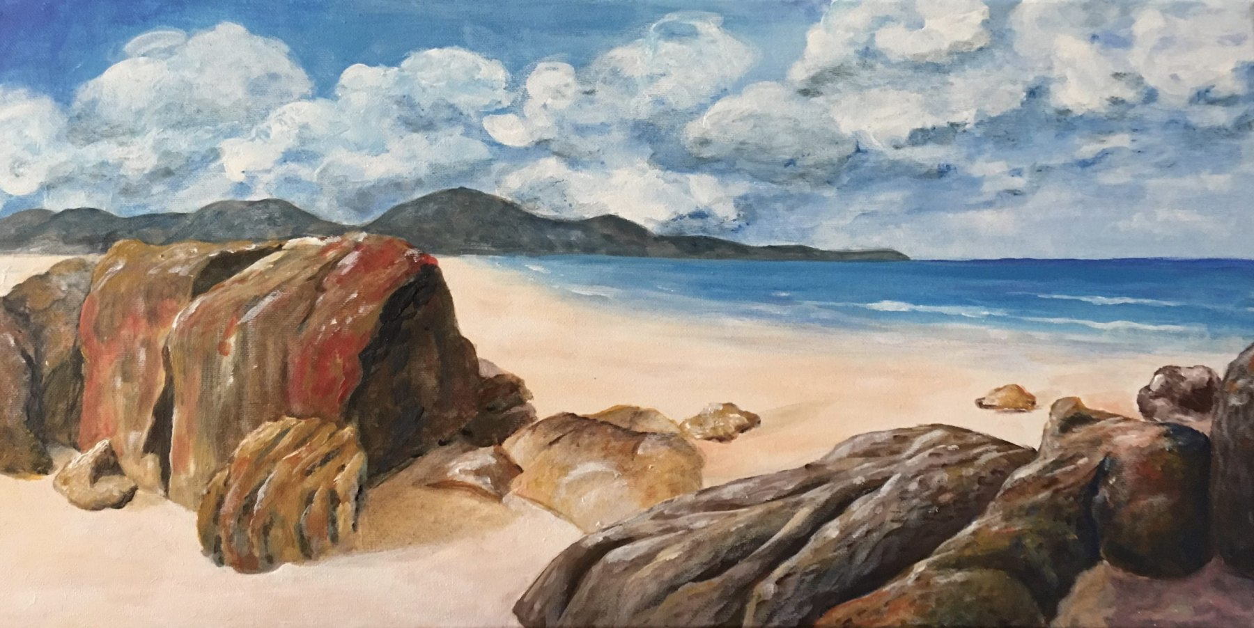 Squeaky Beach - Shirley Melissas