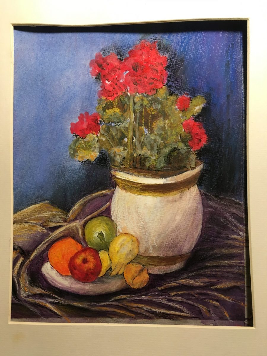 Nancye Davison - Still Life Exercise I