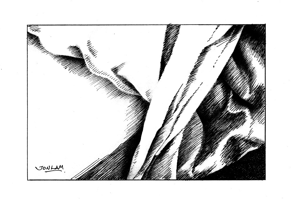 Jon Lam - Unmade Bed