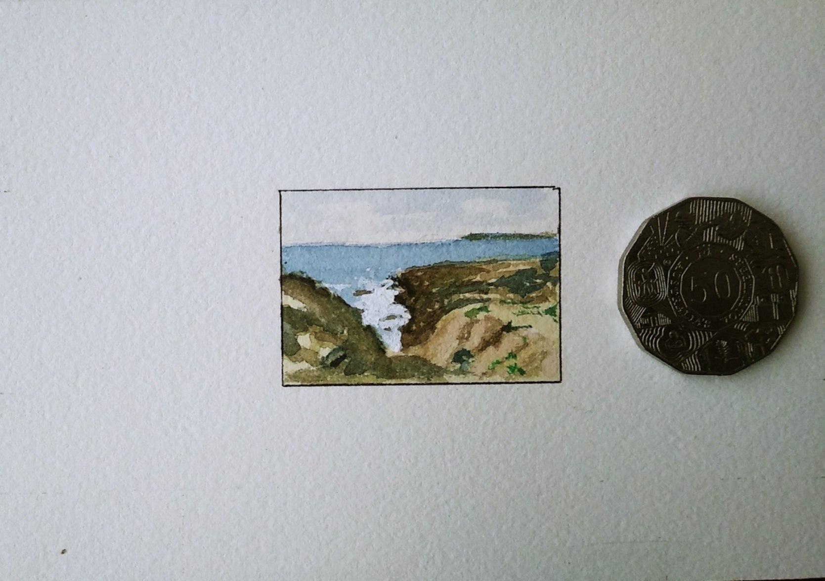 Eric Harvey - 50 x 35mm