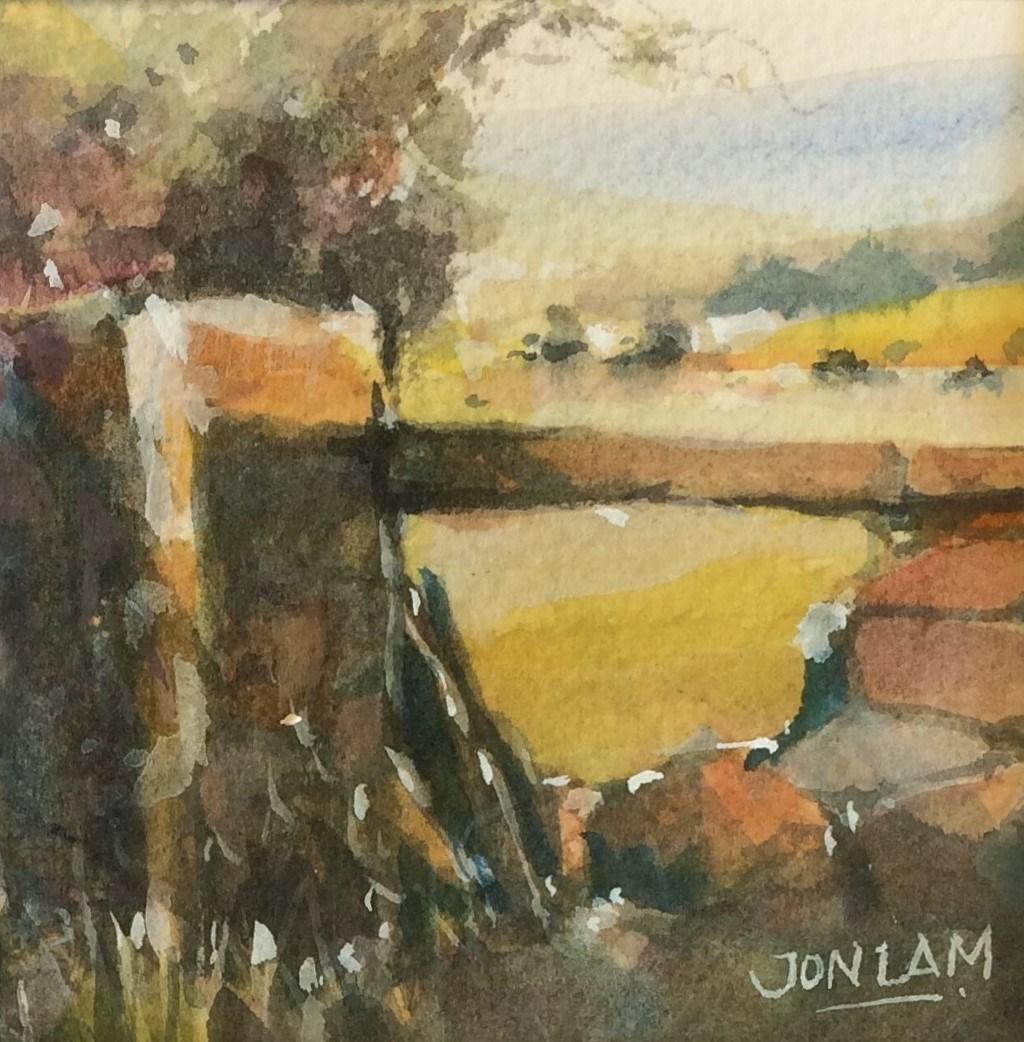Jon Lam - 100 x 100mm