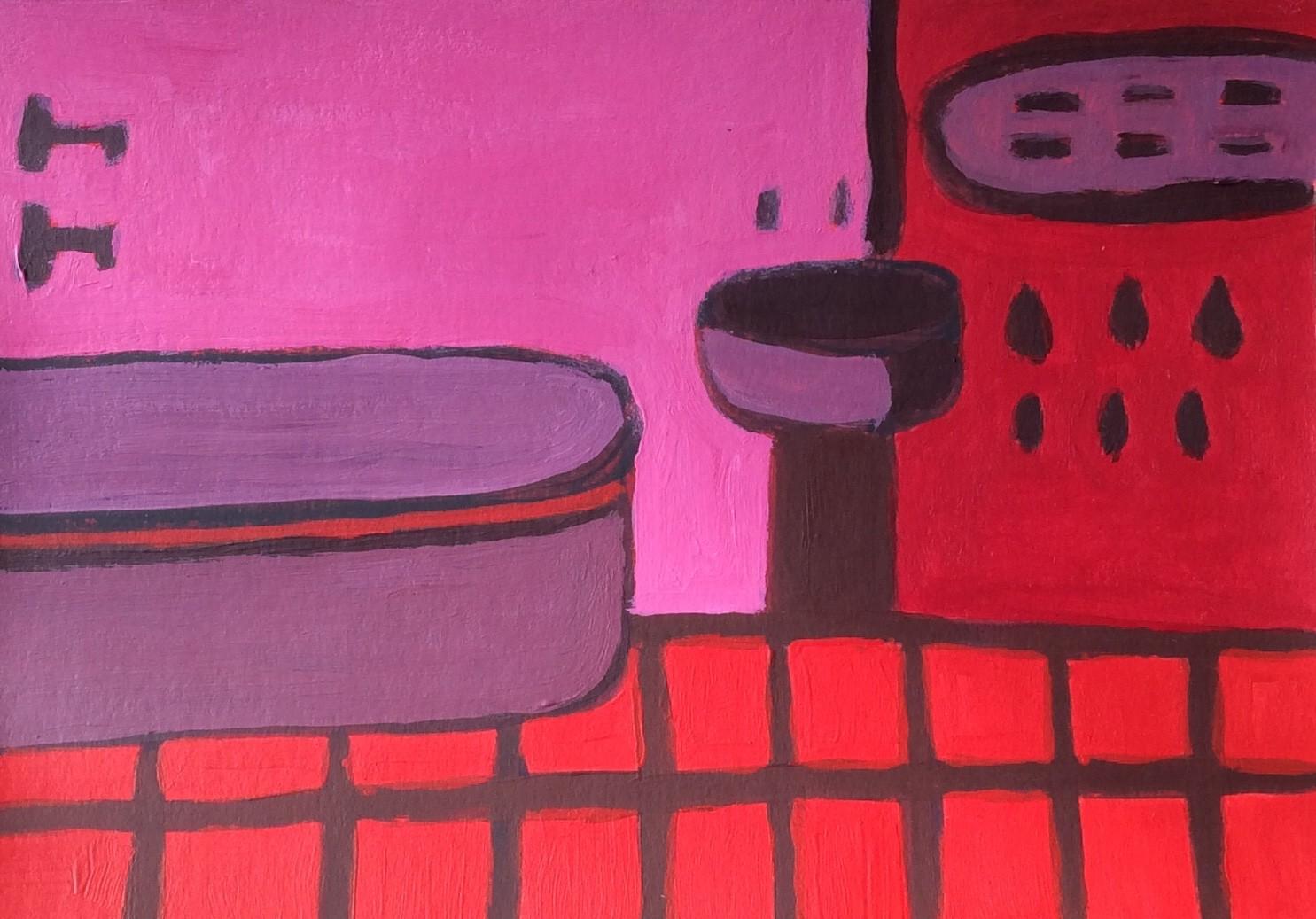 Bathroom - Kathy Best