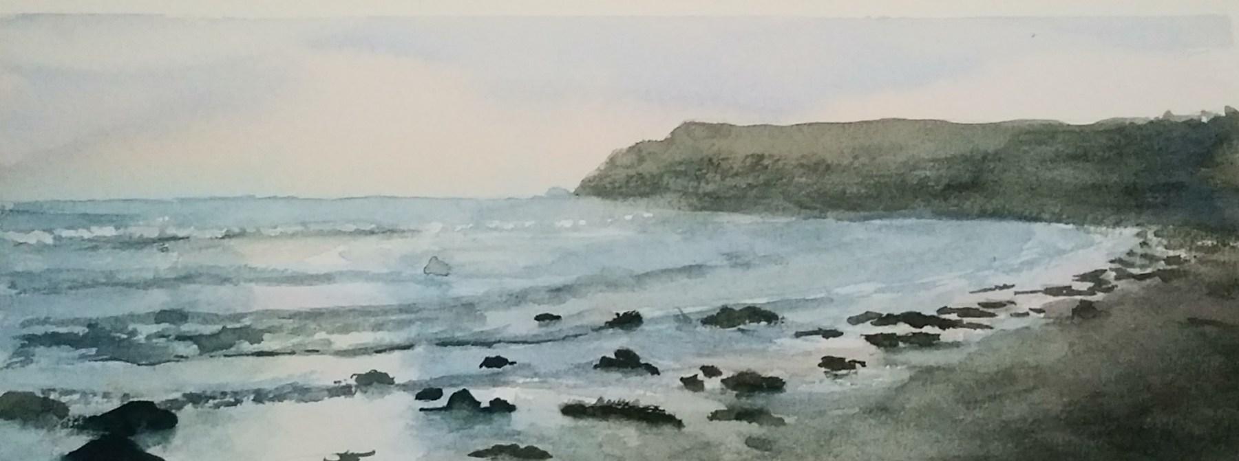 Beachcomber Beach - Eric Harvey