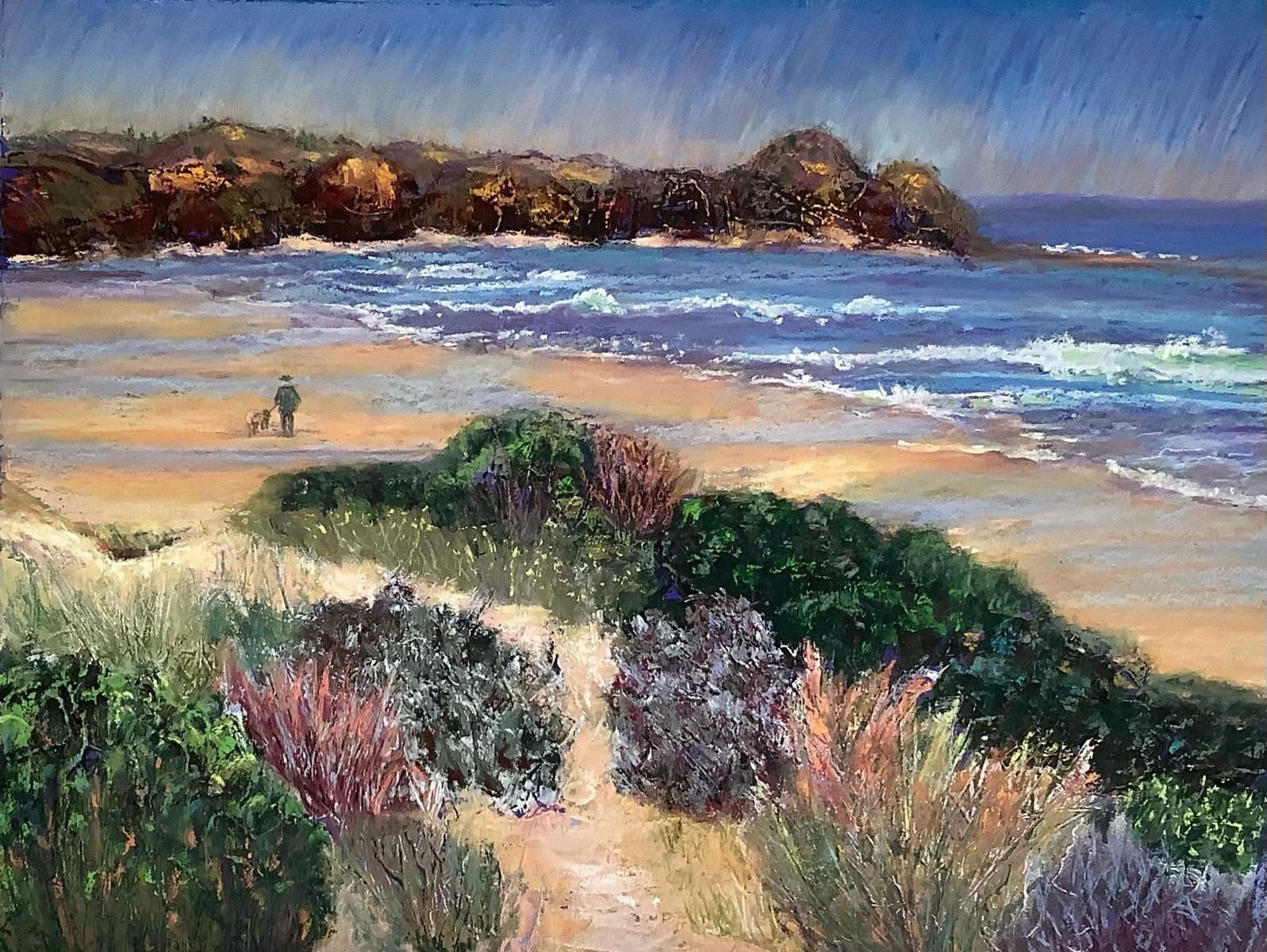 Coastal Walk from Ryle - Rosemary Morgan