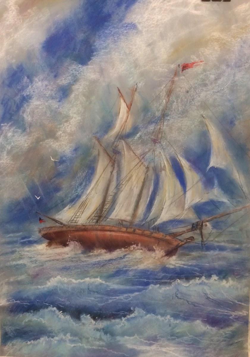 Ship - Ray Jones