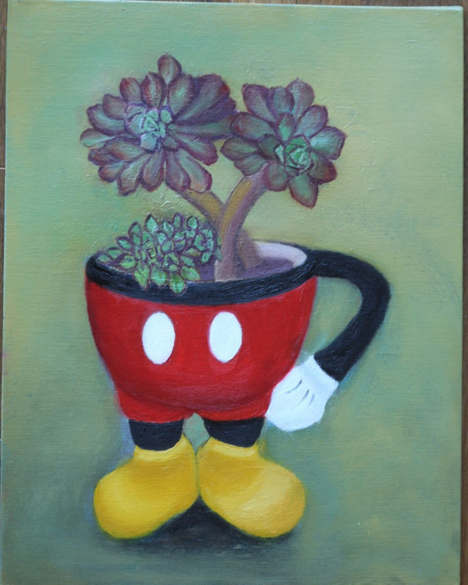 Sherry Shih - Garden Pot
