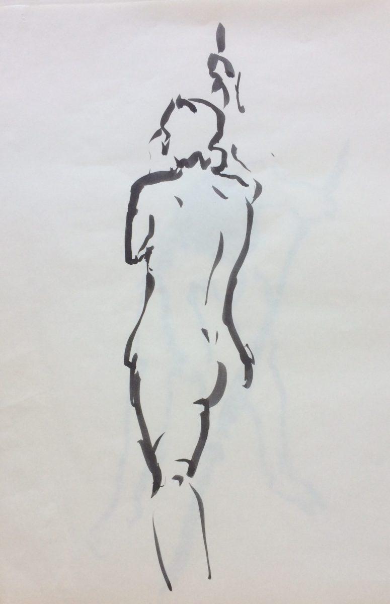 Ray Jones - Life Drawing