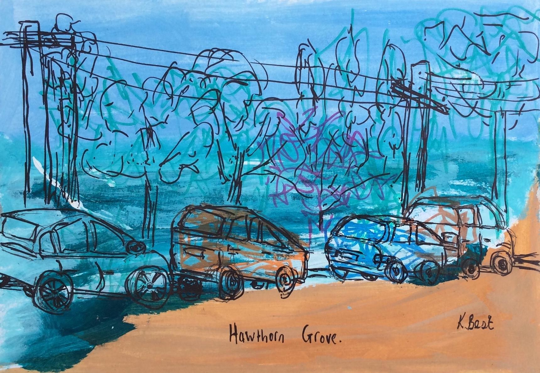 Kathy Best - Hawthorn Grove