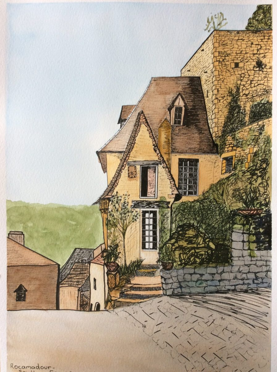 Merry Dahl - Rocamadour, Southern France