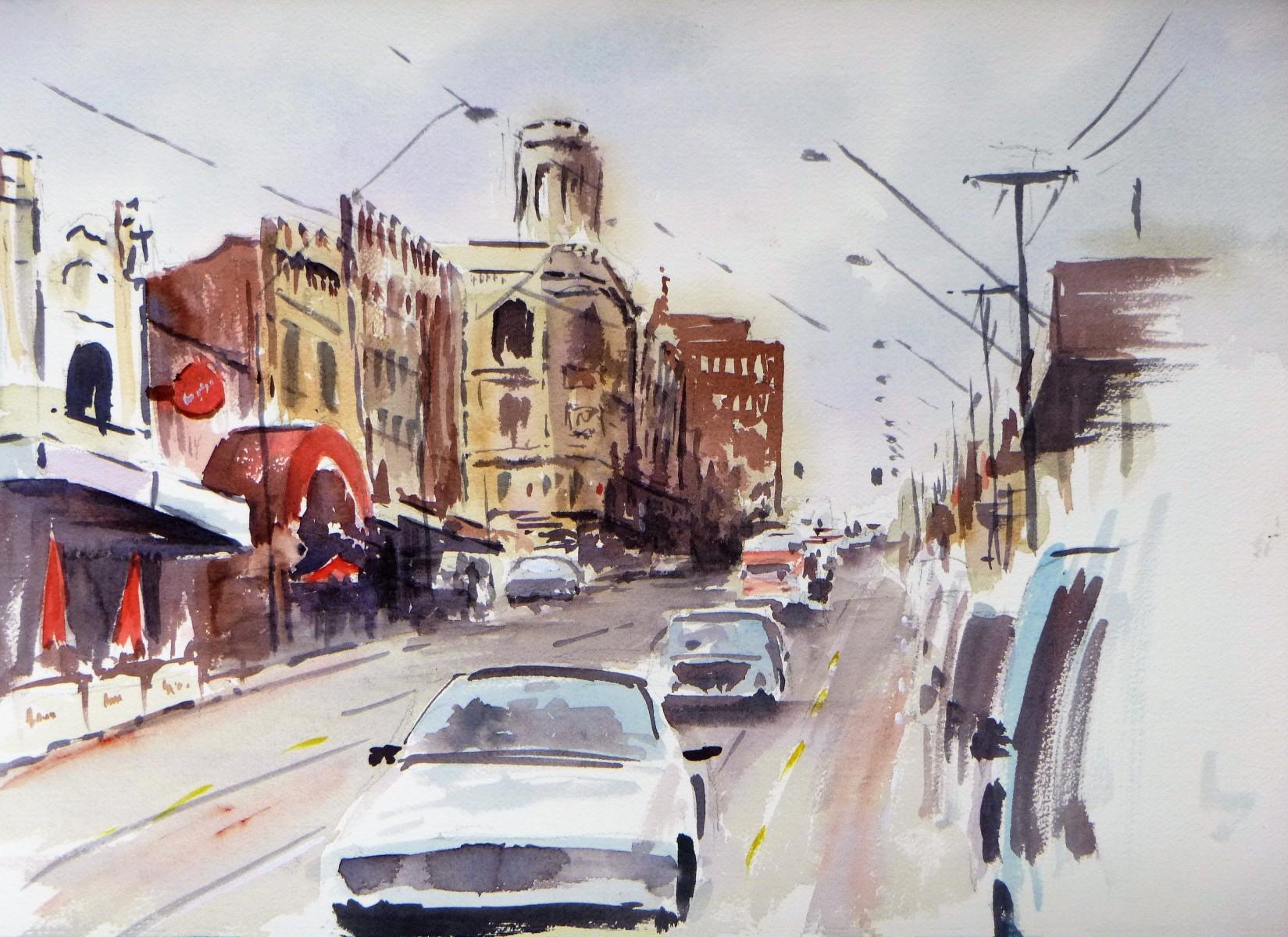 Ray Jones - Burke Road, Camberwell
