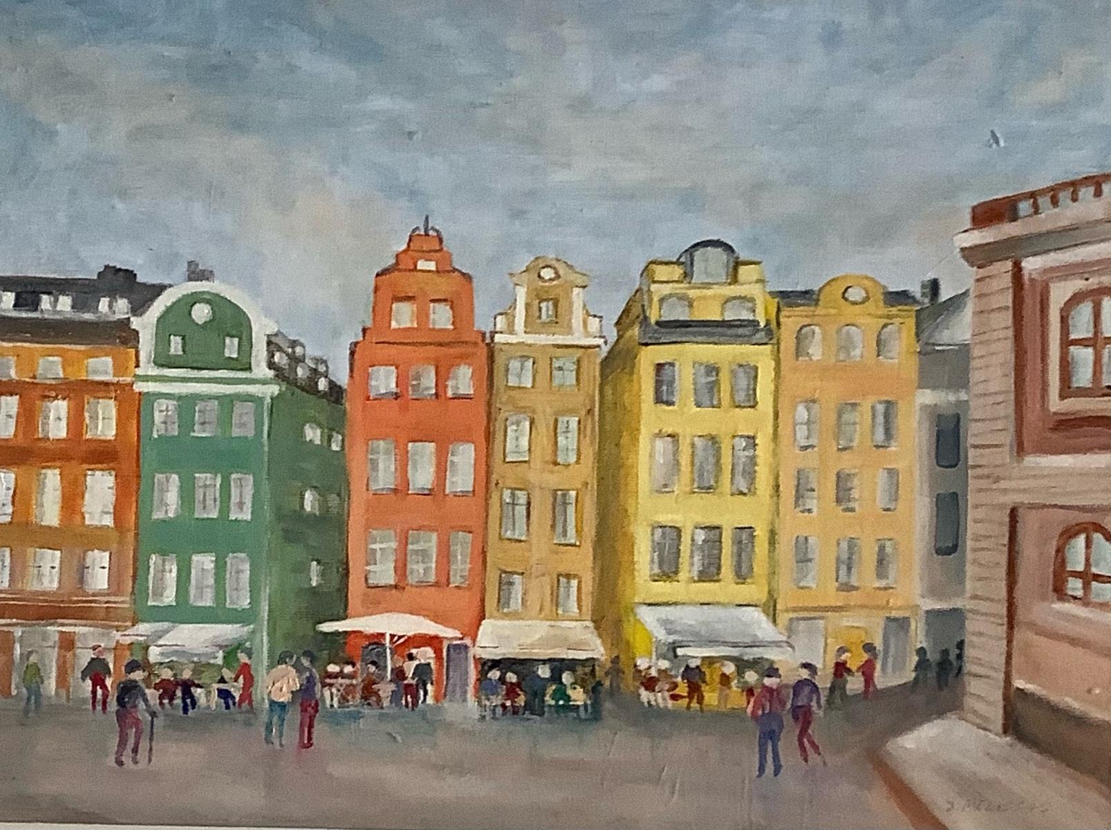 Shirley Melissas - Old Stockholm
