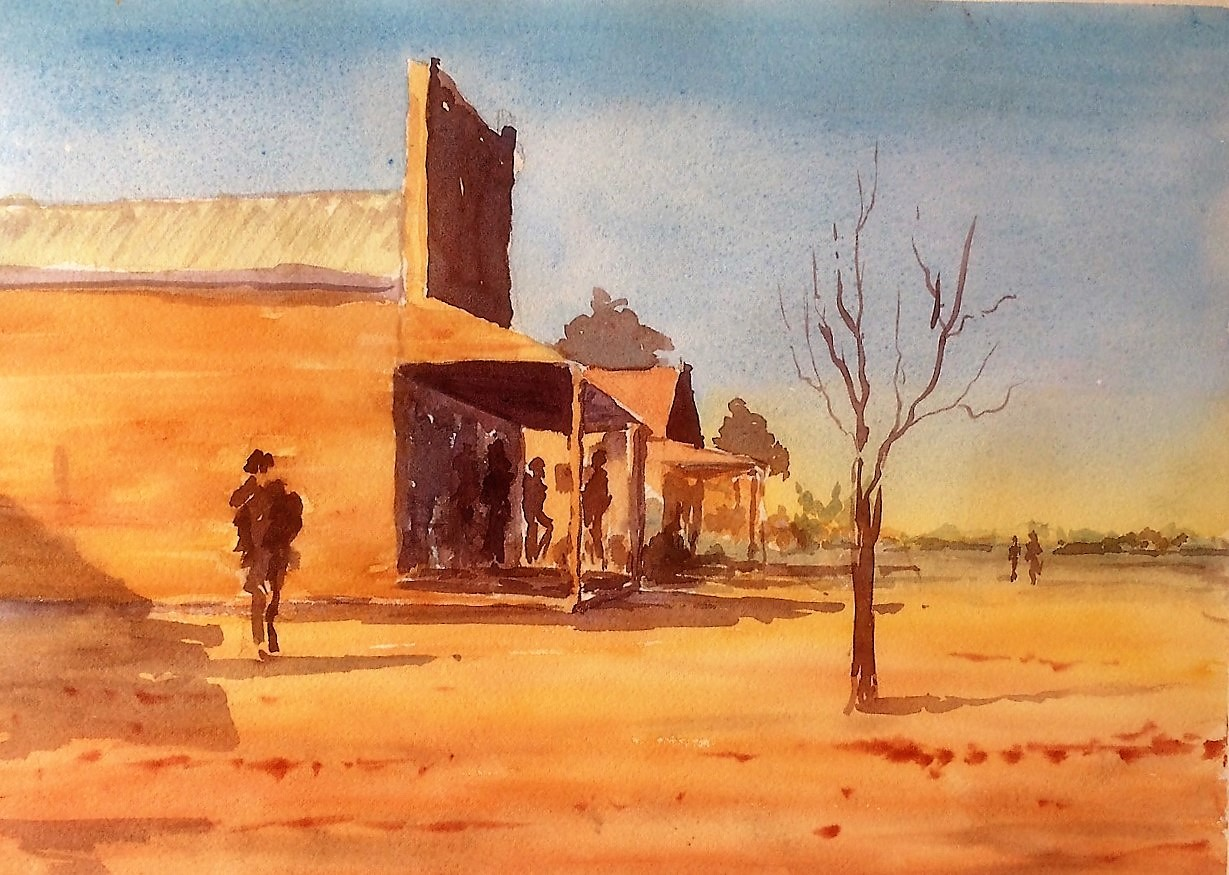Ray Jones - Outback Street