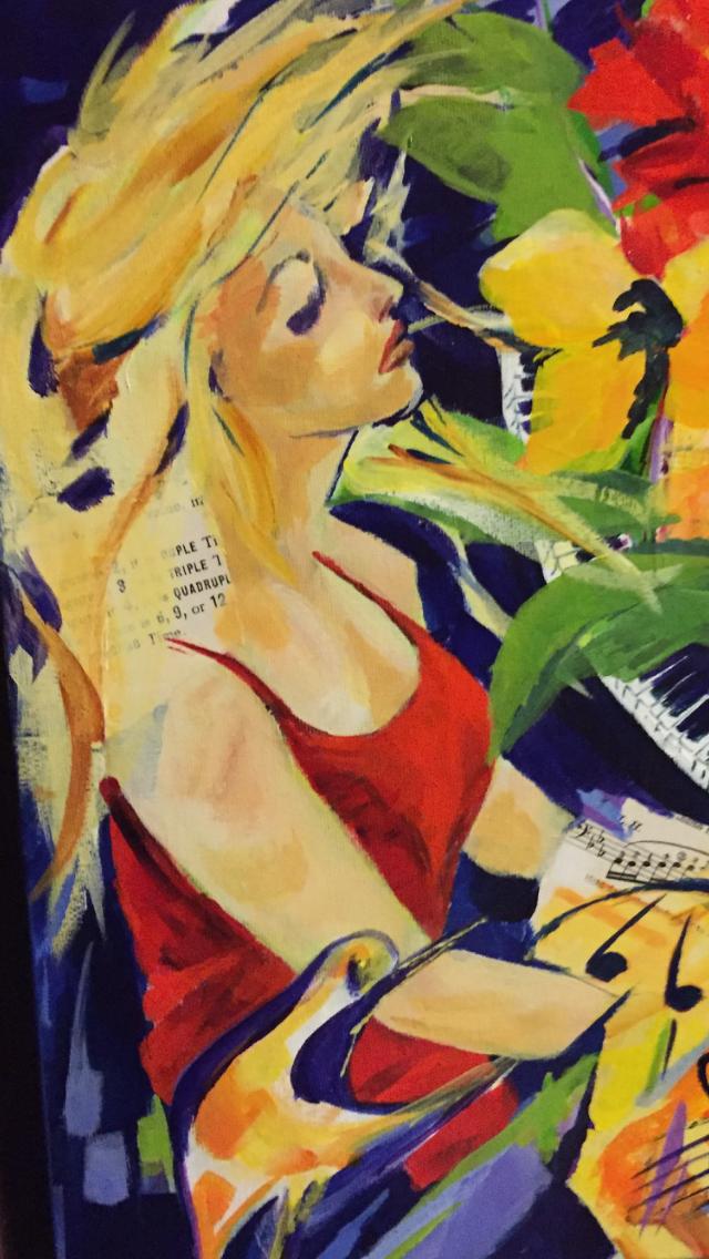 Lynne Foard - Piano Practice