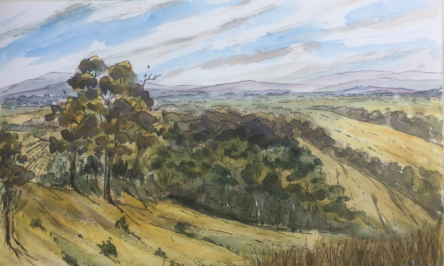Ray Jones - Kangaroo Ground 2