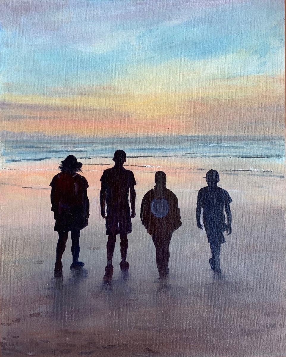Ray Jones - Summer Sunset