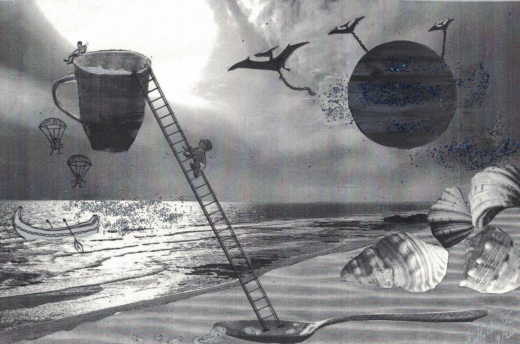 Sally Ann Glenn - A View of the Sea