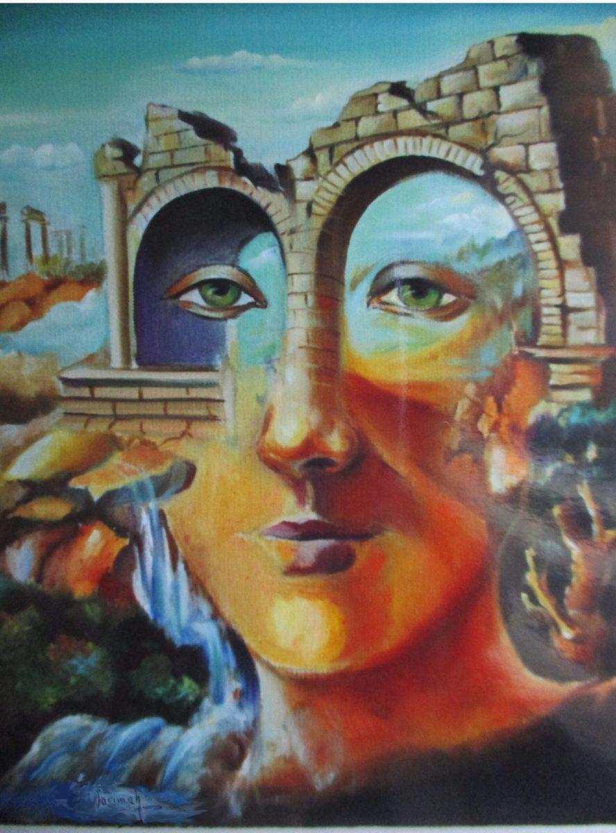 Farimah Eshraghi - Arcade of Memories