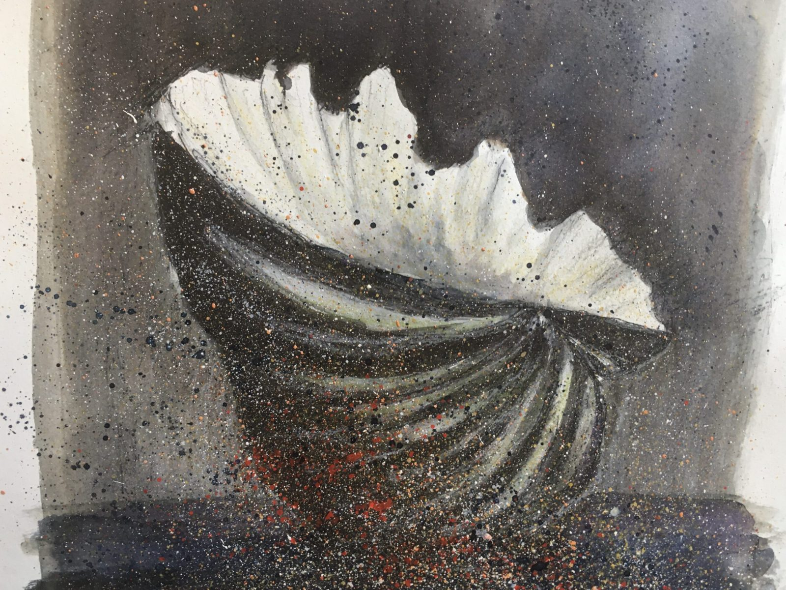 Nancye Davison - Monster Shell