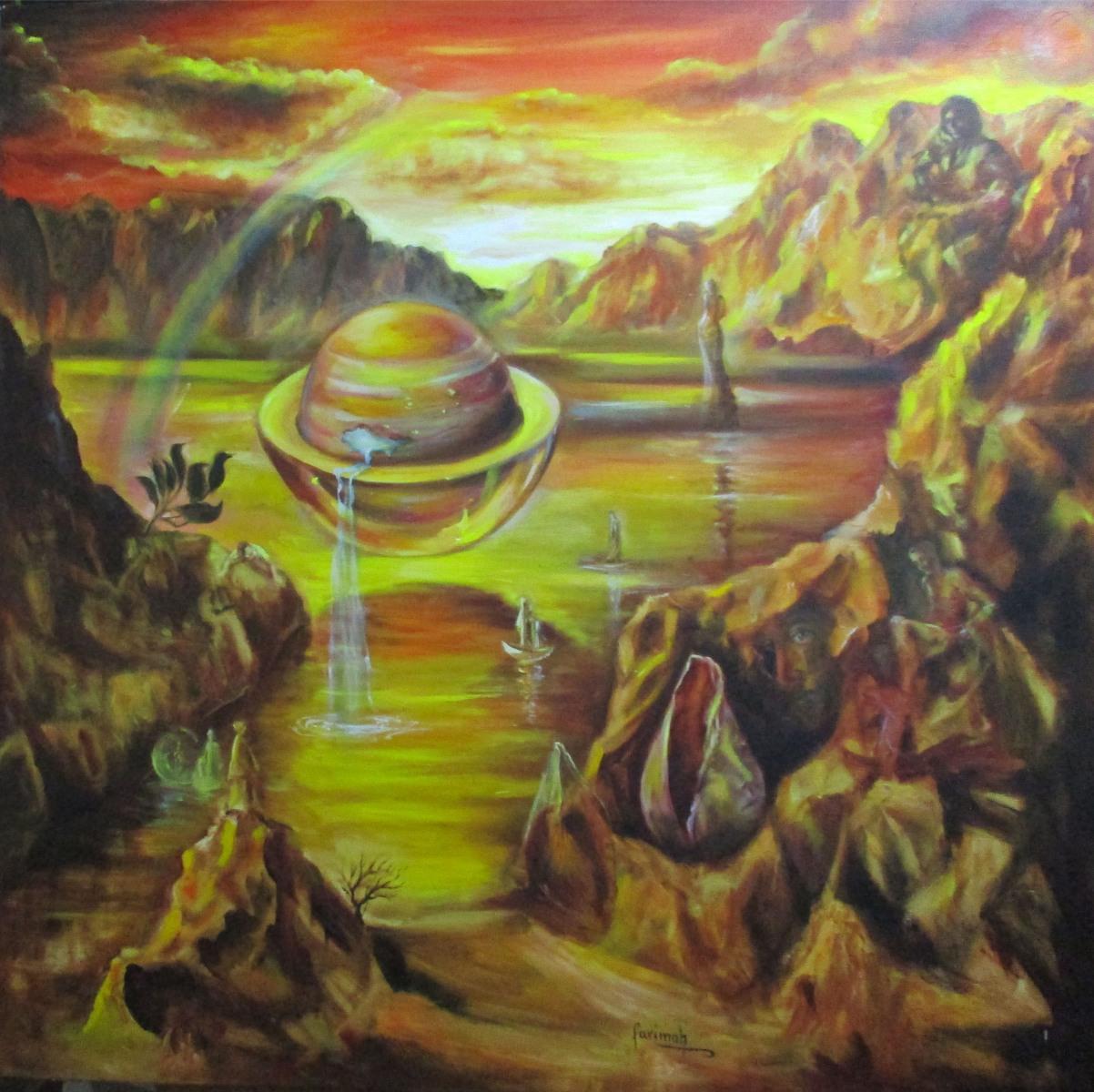 Farimah Eshraghi - The Hidden Valley