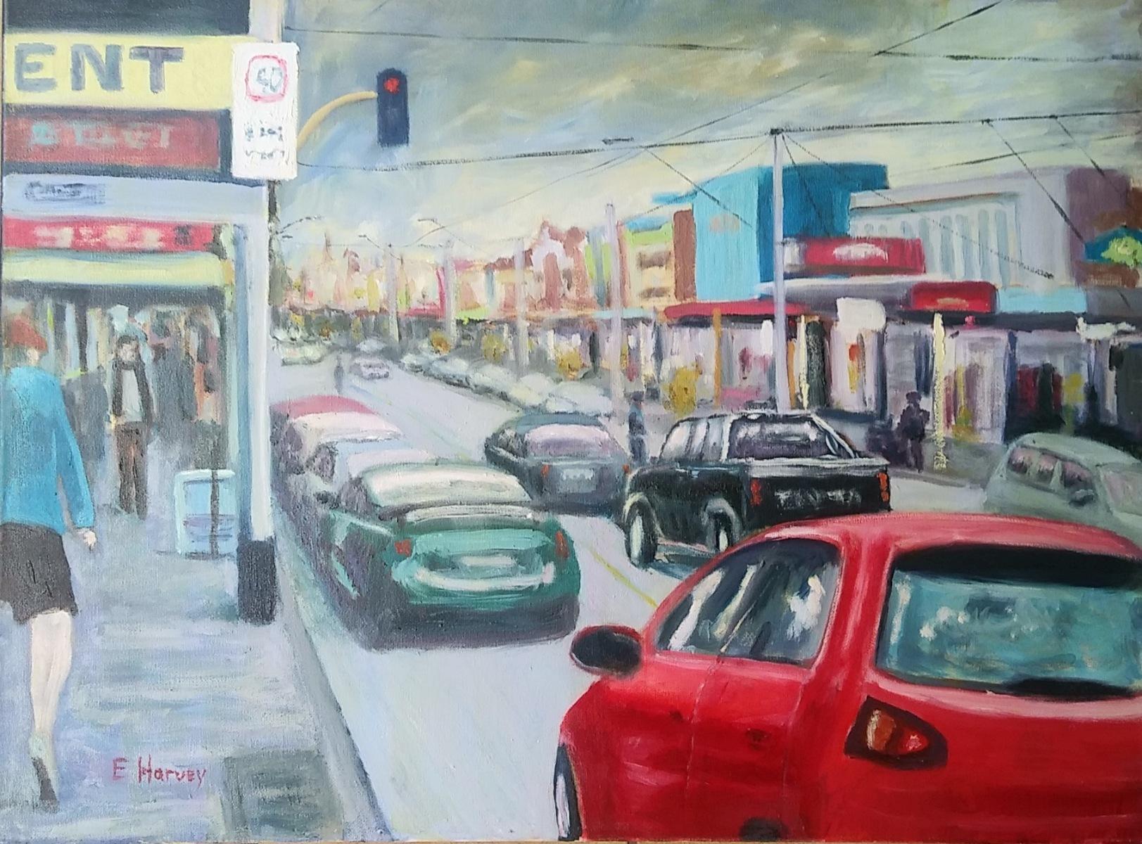 Burke Road - Eric Harvey