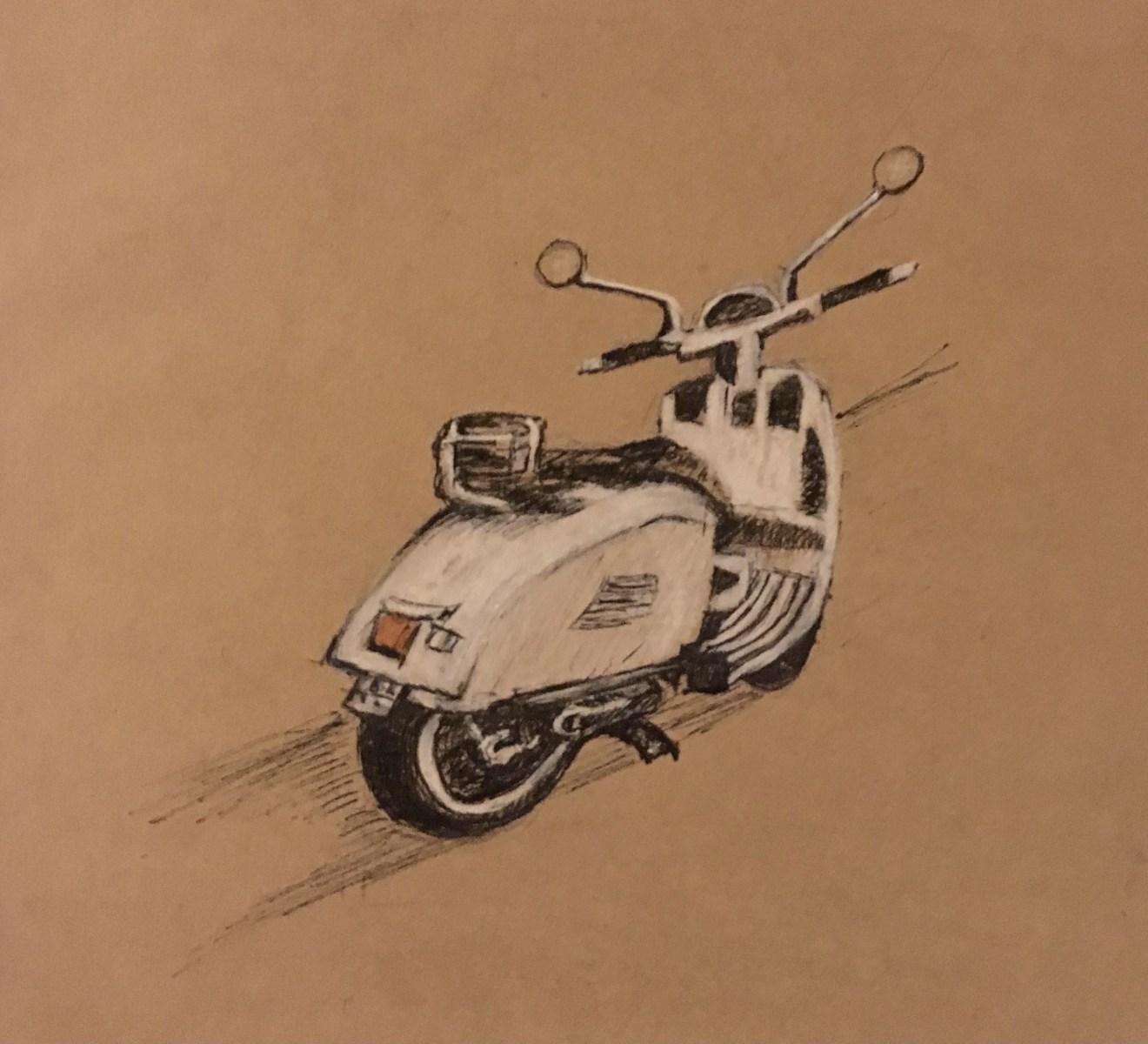 Bike - Nancye Davison